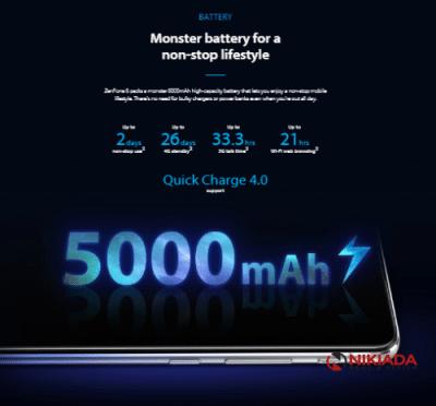 Spesifikasi dan Baterai Asus Zenfone 6 ZS630KL