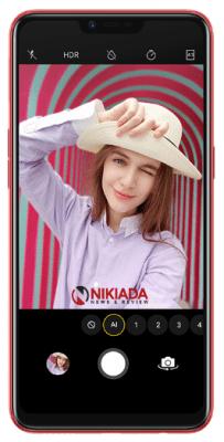 Kamera Depan Selfie Oppo A3s