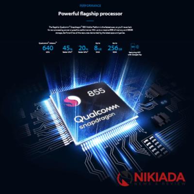Spesifikasi dan Prosesor Asus Zenfone 6 ZS630KL