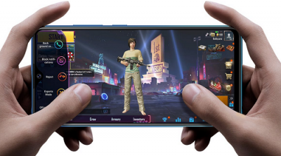 Gameing Vivo Y17