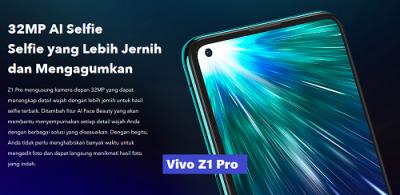 Kamera Selfie Vivo Z1 Pro