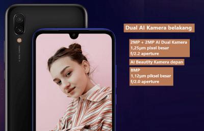 Kamera Xiaomi Redmi 7