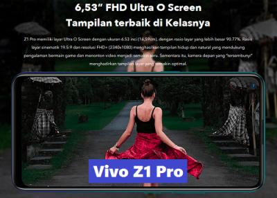 Layar Vivo Z1 Pro