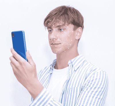 AI Face Unlock Xiaomi Redmi 7A