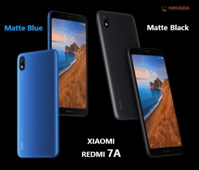 Warna Xiaomi Redmi 7A