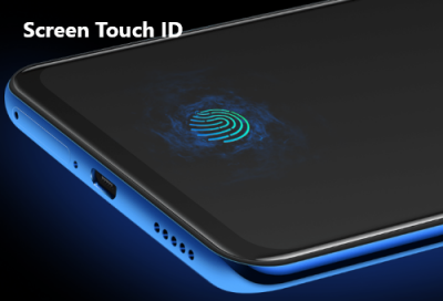Screen Touch ID Vivo V15 Pro