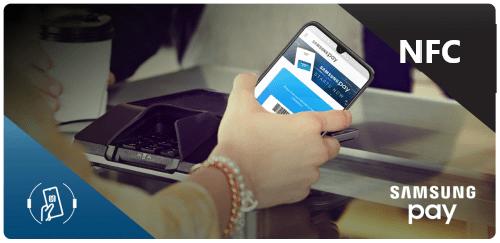 Fitur NFC Samsung A50s