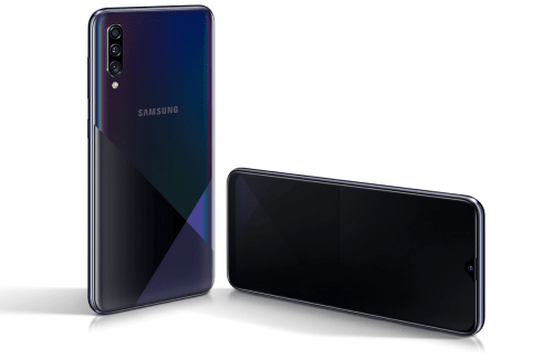 Layar Samsung A30s