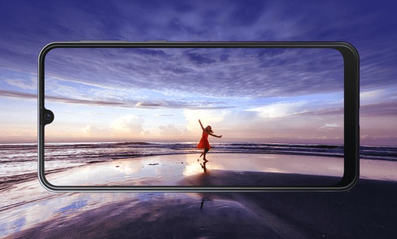 Body dan layar Samsung Galaxy M30