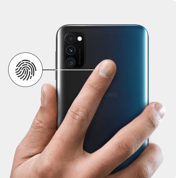 FingerPrint Sensor Samsung Galaxy M30sFingerPrint Sensor Samsung Galaxy M30s