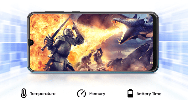 Game Booster Samsung Galaxy M30s