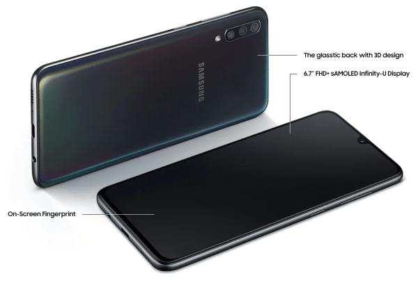 Bodi Samsung A70