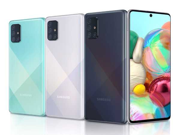 Bodi Samsung A71