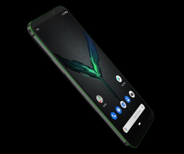 Desain Xiaomi Black Shark 2